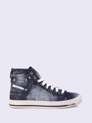 EXPOSURE IV W, Blue jeans