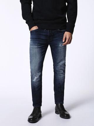 THAVAR SP JOGGJEANS 0678S, Blue jeans
