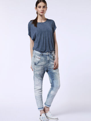 FAYZA-C JOGGJEANS 0682U, Light Blue