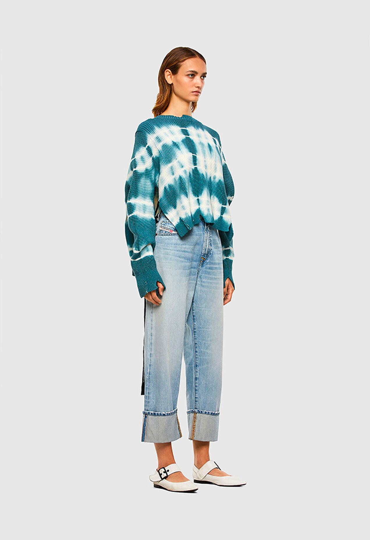 D-Reggy 009GZ, Light Blue - Jeans