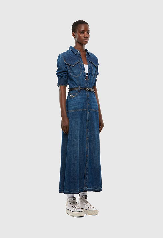 DE-JOANNY, Medium blue - Dresses