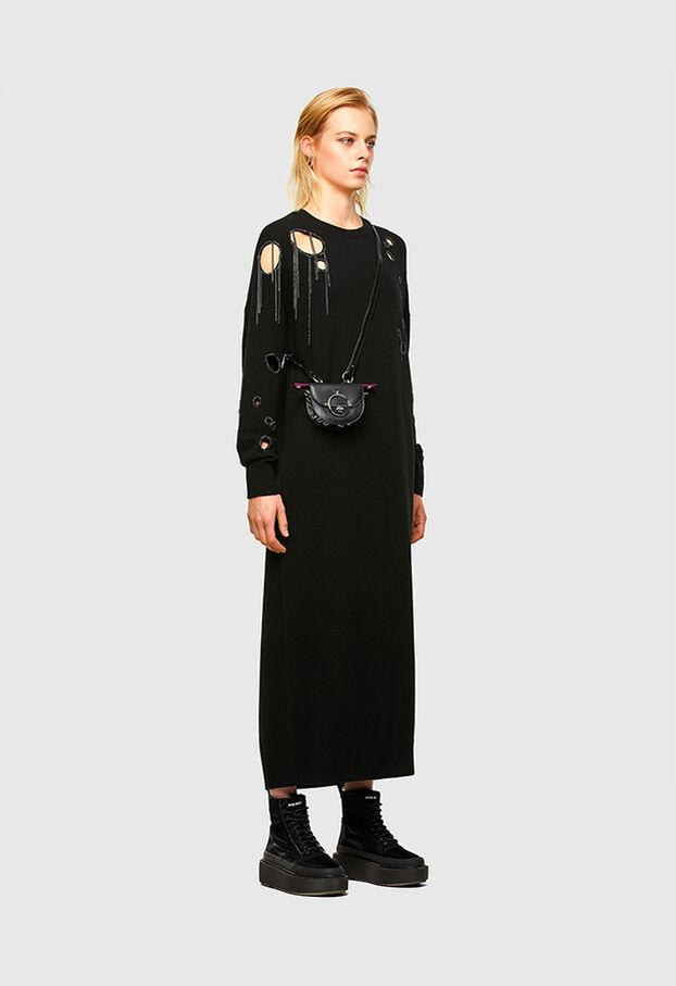 M-EMERALD, Black - Dresses