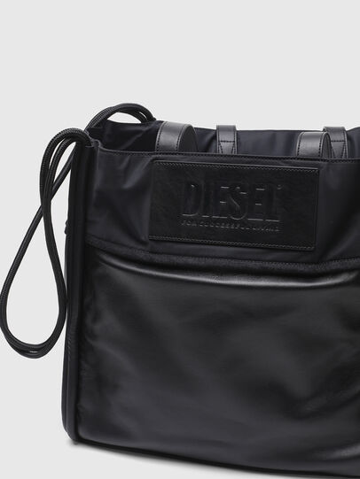 Diesel - SOFHIA, Black - Shopping and Shoulder Bags - Image 6