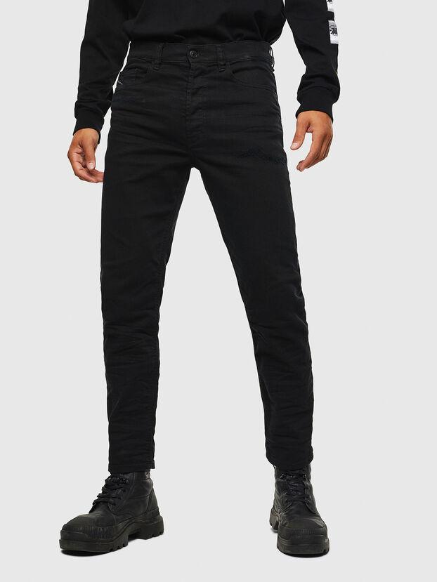 D-Eetar 069KH, Black/Dark grey - Jeans