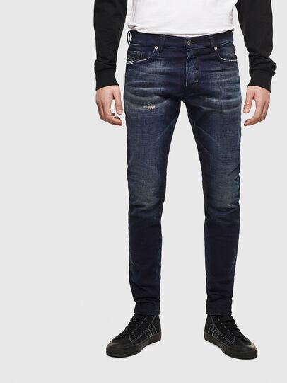 Diesel - Tepphar 009BL, Dark Blue - Jeans - Image 1