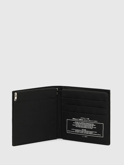 Diesel - HIRESH SP, Black - Small Wallets - Image 3