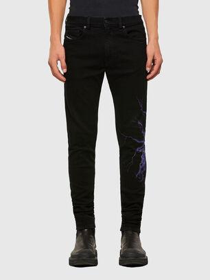 D-Amny 009KR, Black/Dark grey - Jeans