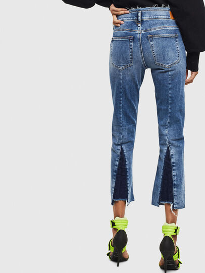 Diesel - D-Ebbey 009AA, Medium blue - Jeans - Image 2