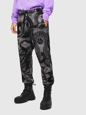 P-CALTON-B, Black - Pants