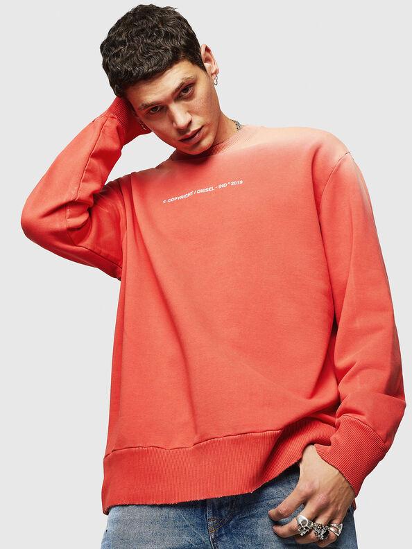 S-BAY-SUN, Orange - Sweaters
