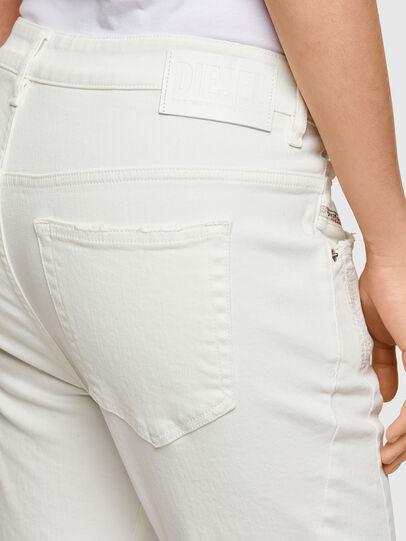 Diesel - Fayza 009NR, White - Jeans - Image 3