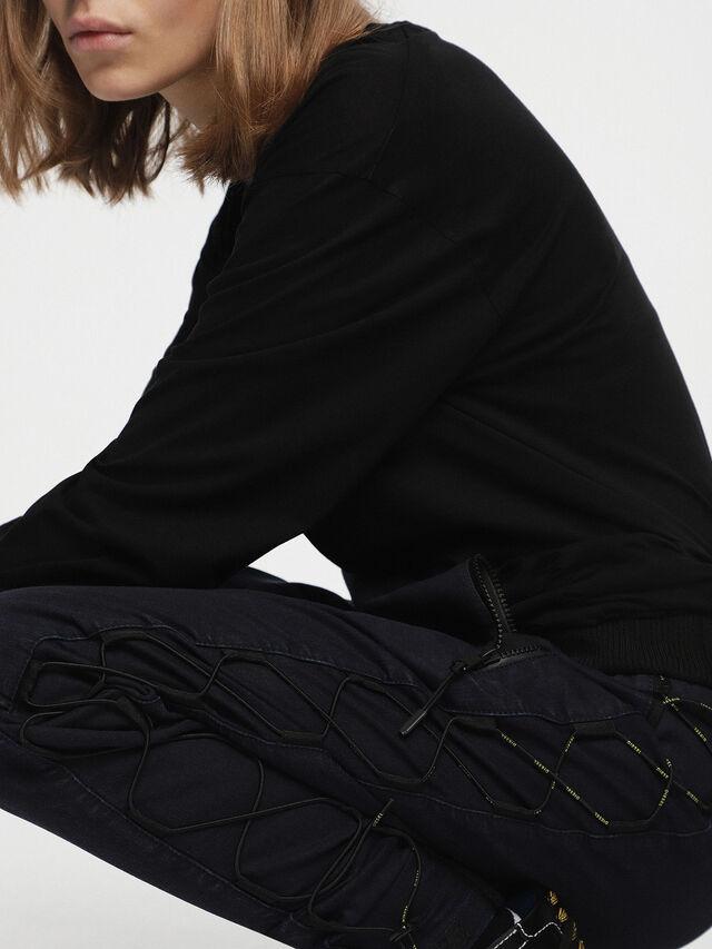 Diesel - Taryn JoggJeans 0GASP, Dark Blue - Jeans - Image 6