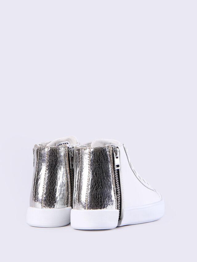 SN MID 24 NETISH YO, White/silver