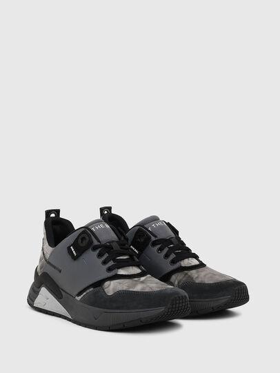 Diesel - S-BRENTHA LC, Black - Sneakers - Image 2