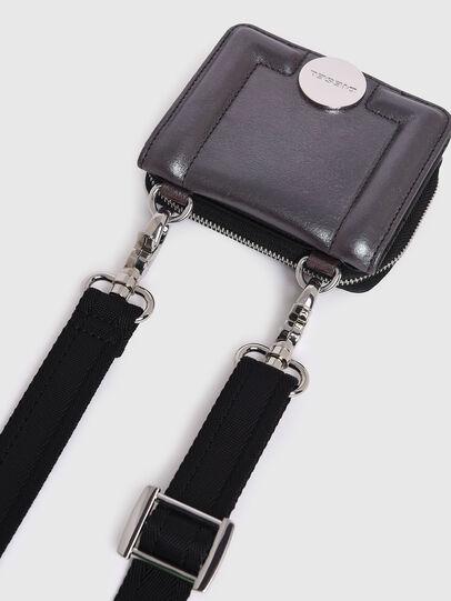 Diesel - LORY, Dark grey - Small Wallets - Image 5