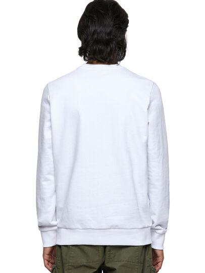 Diesel - S-GIRK-K21, White - Sweaters - Image 2