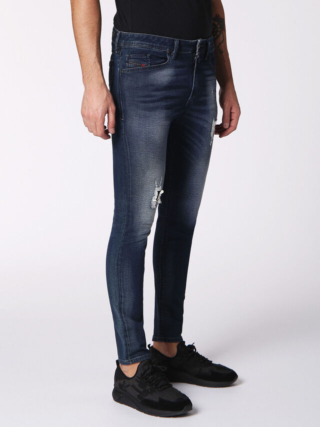 SPENDER JOGGJEANS 084PT, Dark Blue