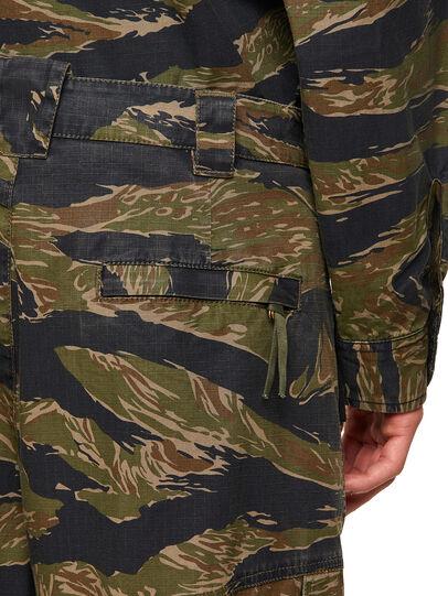 Diesel - P-BARTON, Military Green - Pants - Image 3