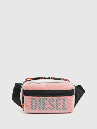 Diesel - FAROH, White/Orange - Belt bags - Image 1