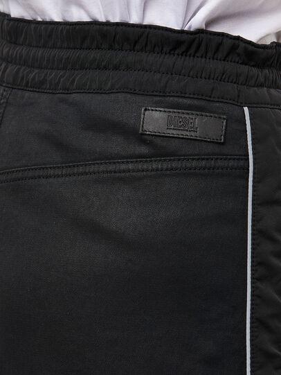 Diesel - D-Jaye JoggJeans 069PF, Black/Dark grey - Jeans - Image 5