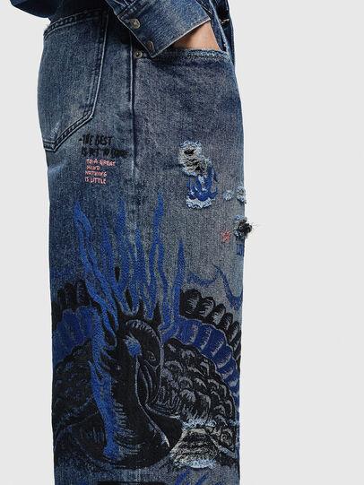 Diesel - Widee 0092Z, Medium blue - Jeans - Image 6