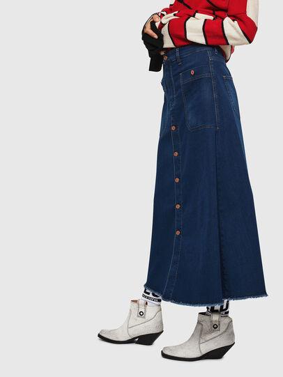 Diesel - D-RHITA JOGGJEANS,  - Skirts - Image 7
