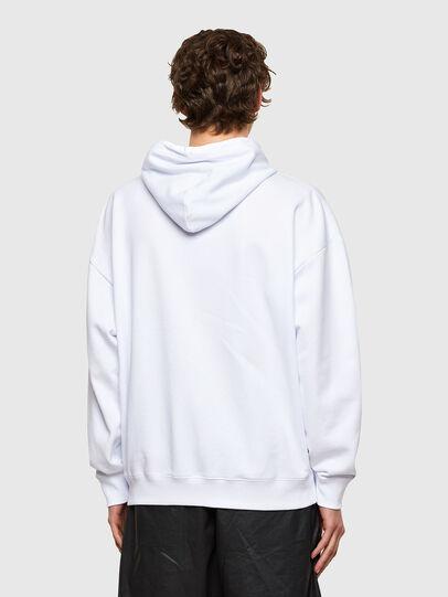 Diesel - S-UMMER-E1, White - Sweaters - Image 2
