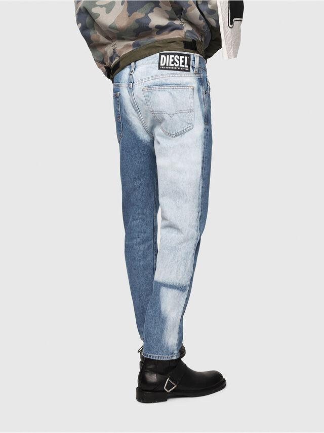 Diesel - Mharky 0077V, Medium blue - Jeans - Image 2