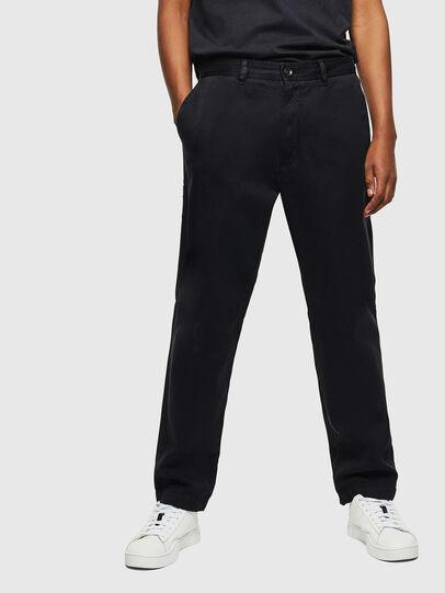Diesel - P-JOSH, Black - Pants - Image 1