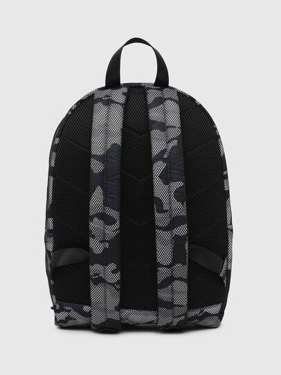Diesel - MIRANO, Grey/Blue - Backpacks - Image 3