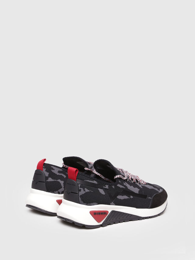 Diesel - S-KBY, Black/Grey - Sneakers - Image 3