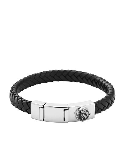 Diesel - BRACELET DX0837, Black - Bracelets - Image 1