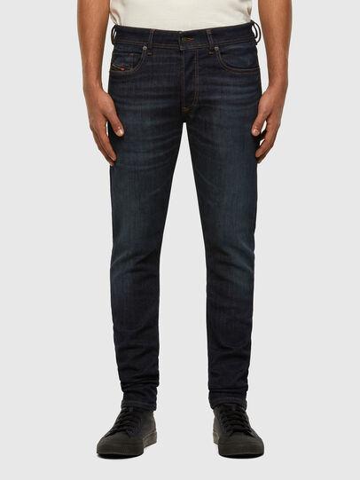 Diesel - Sleenker 009DI, Dark Blue - Jeans - Image 1