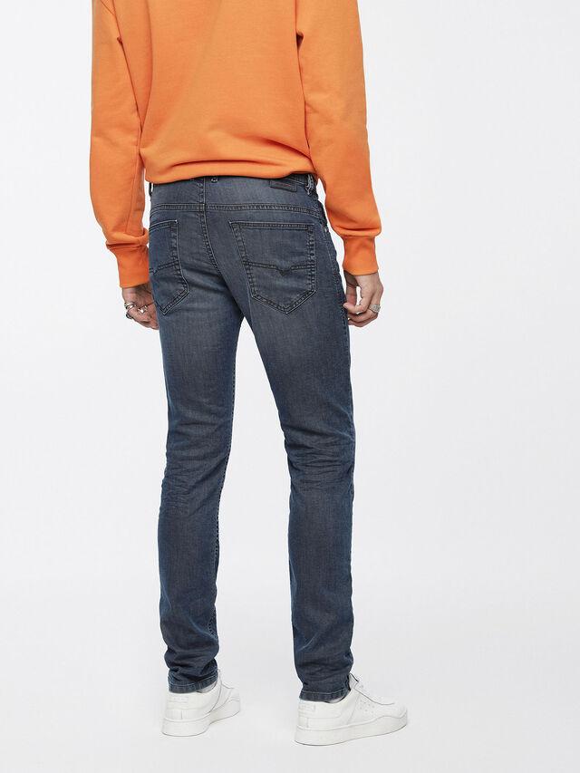Diesel - Thommer JoggJeans 084ZJ, Medium blue - Jeans - Image 2