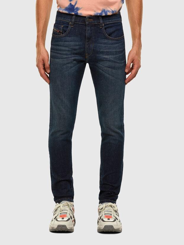 D-Strukt 009HN, Dark Blue - Jeans