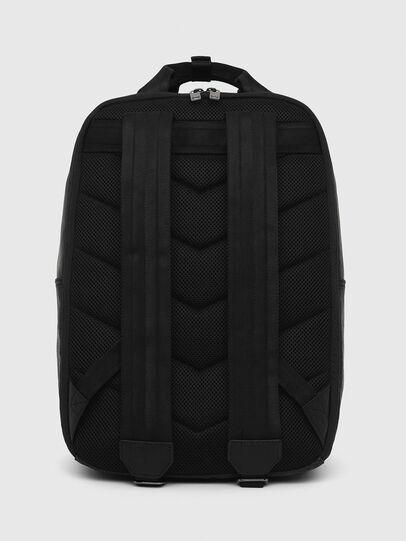 Diesel - GINKGO PP, Black - Backpacks - Image 2