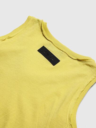 Diesel - DSLOAN, Yellow - Dresses - Image 5