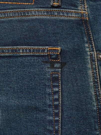 Diesel - D-Strukt 0093J, Dark Blue - Jeans - Image 4