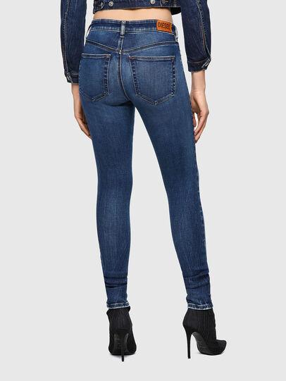 Diesel - Slandy 009ZX, Dark Blue - Jeans - Image 2