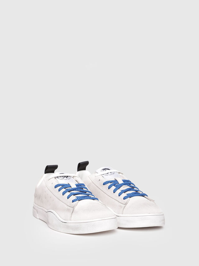 Diesel - S-CLEVER LOW, White - Sneakers - Image 2