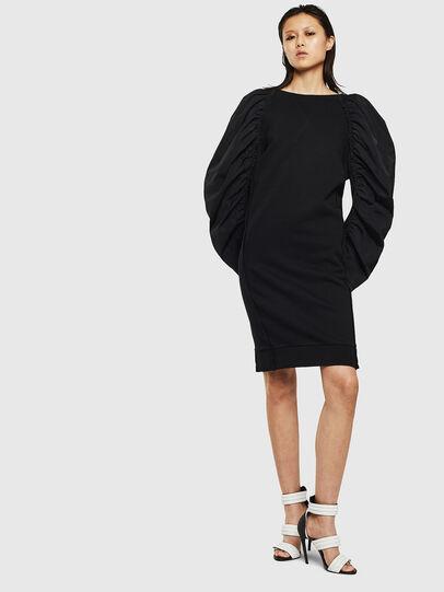 Diesel - D-FLISS, Black - Dresses - Image 6