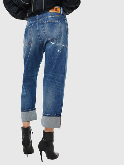 Diesel - D-Reggy 0097B, Medium blue - Jeans - Image 2