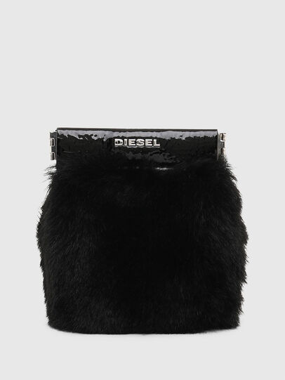 Diesel - FURINO, Black - Small Wallets - Image 1