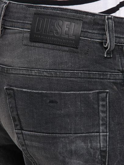 Diesel - Thommer 009IU, Black/Dark grey - Jeans - Image 4