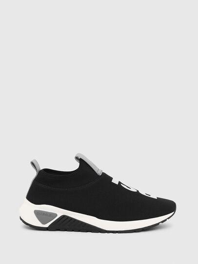 Diesel - S-KB SL II, Black/Grey - Sneakers - Image 1