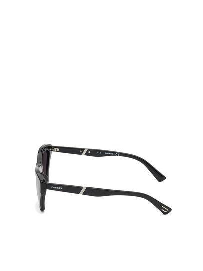 Diesel - DL0335, Black - Sunglasses - Image 4