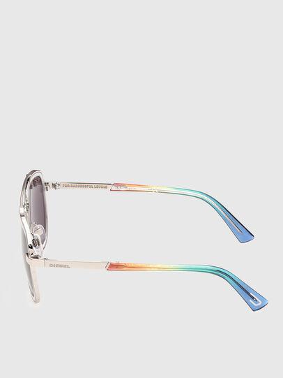 Diesel - DL0266, Multicolor - Sunglasses - Image 3