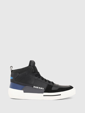 S-DESE MG MID, Black - Sneakers
