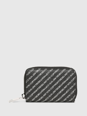 JAPAROUND, Black/White - Zip-Round Wallets