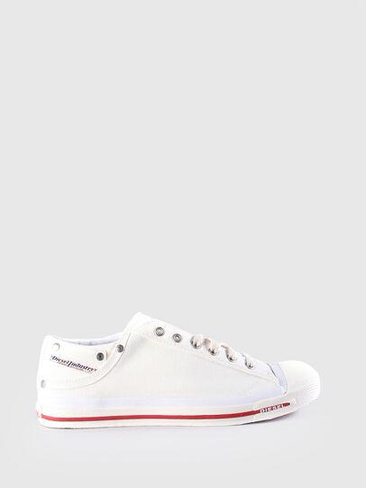 Diesel - EXPOSURE LOW, Antique White - Sneakers - Image 1